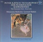 CD - Pyotr Ilyich Tchaikovsky / Minnesota Orchestra , Leonard Slatkin - Der Nussknacker / Schwanensee