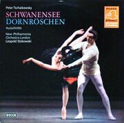 LP - Pyotr Ilyich Tchaikovsky ; New Philharmonia Orchestra , Leopold Stokowski - Schwanensee / Dornröschen : Ausschnitte