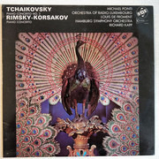 LP - Tchaikovsky / Rimsky-Korsakov - Piano Concerto No 3 / Piano Concerto