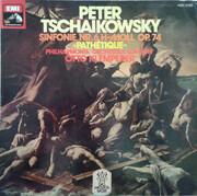 LP - Pyotr Ilyich Tchaikovsky / Philharmonia Orchestra , Otto Klemperer - Sinfonie Nr.6 H-Moll Op. 74 'Pathétique'