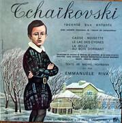 10'' - Pyotr Ilyich Tchaikovsky - Raconté Aux Enfants - +Book
