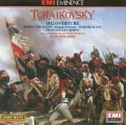 CD - Tchaikovsky - 1812 Overture • Romeo And Juliet • Marche Slave • Francesca Da Rimini