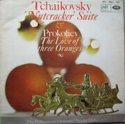 LP - Tchaikovsky / Prokofiev - Nutcracker Suite / The Love Of Three Oranges - Mono