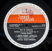 LP - Tchaikovsky - Sinfonia N.2 in do minore op. 17 'Piccola Russia'