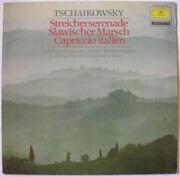 LP - Tchaikovsky - Streicherserenade / Slawischer Marsch / Capriccio Italien