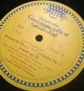LP - Tchaikovsky / S. Richter ,  Karajan , Wiener Symphoniker - Konzert Für Klavier Und Orchester Nr. 1 B-moll Op.23 - tulip rim