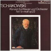 LP - Pyotr Ilyich Tchaikovsky / Sviatoslav Richter , Karajan , Wiener Symphoniker - Konzert Für Klavier Und Orchester Nr. 1 B-moll Op.23