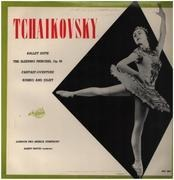 LP - Pyotr Ilyich Tchaikovsky / The London 'Pro Musica' Symphony Orchestra , Albert Reeves - Ballet Suite, The Sleeping Princess, Op. 66 / Fantasy-Overture, Romeo And Juliet