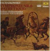 LP - Pyotr Ilyich Tchaikovsky, Herbert von Karajan, Berliner Philharmoniker - Symphonie Nr.6 »Pathétique«