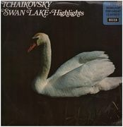 LP - Pyotr Ilyich Tchaikovsky - Swan Lake - Highlights (Jean Morel)