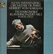 LP - Pyotr Ilyich Tchaikovsky - Klavierkonzert Nr. 1 B-moll Op. 23
