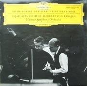 LP - Tchaikovsky - Herbert von Karajan - Klavierkonzert Nr.1 B-moll