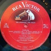 LP - Pyotr Ilyich Tchaikovsky - Van Cliburn , Kiril Kondrashin - Concerto No. 1