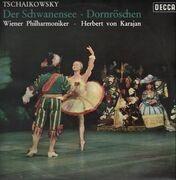 LP - Tchaikovsky , Karajan - Swan Lake & Sleeping Beauty Suites