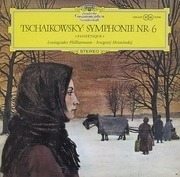 LP - Tchaikovsky - Symphonie Nr.6 »Pathétique« (Evgeny Mravinsky)