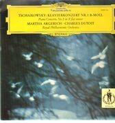 LP - Tchaikovsky - Klavierkonzert Nr.1 b-moll