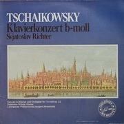 LP - Tschaikovsky - Klavierkonzert B-Moll (Svjatoslav Richter, Mrawinskij)