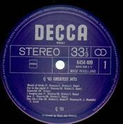 LP - Q'65 - Greatest Hits - Decca