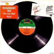 12'' - Quadrant Six, Kenny Simmons - The Lone Wolf