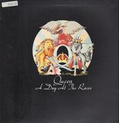 LP - Queen - A Day At The Races - UK 1U 1U ORIG