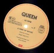 12'' - Queen - A Kind Of Magic