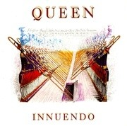 7'' - Queen - Innuendo - Silver Injection Labels