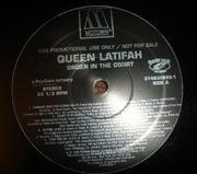 12'' - Queen Latifah - Order In The Court
