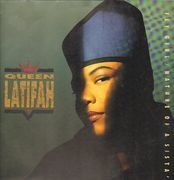 12inch Vinyl Single - Queen Latifah - Fly Girl / Nature Of A Sista'