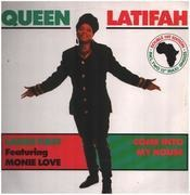 2 x 12inch Vinyl Single - Queen Latifah - Ladies First / Come Into My House