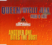 CD Single - Queen / Wyclef Jean Featuring Pras Michel & Free - Another One Bites The Dust