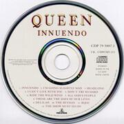CD - Queen - Innuendo