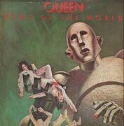 LP - Queen - News Of The World - FIRST PRESS UK 1/2 MATRIX