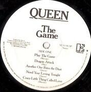LP - Queen - The Game - SP
