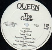 LP - Queen - The Game - US PRESS