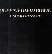 12'' - Queen & David Bowie - Under Pressure