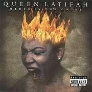 CD - Queen Latifah - ORDER IN THE COURT
