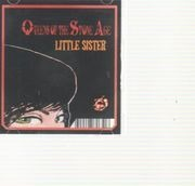 CD Single - Queens Of The Stone Age - Little Sister - 3'CD