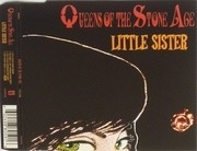 CD Single - Queens Of The Stone Age - Little Sister