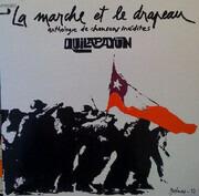 Double LP - Quilapayún - La Marche Et Le Drapeau