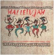 12inch Vinyl Single - Quincy Jones & All Star Hallelujah Chorus - Hallelujah!