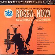 CD - Quincy Jones And His Orchestra - Big Band Bossa Nova