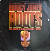 LP - Quincy Jones - Roots: The Saga Of An American Family