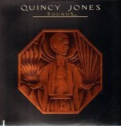 LP - Quincy Jones - Sounds ... And Stuff Like That!! - embossed cover