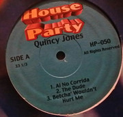 12inch Vinyl Single - Quincy Jones - Ai No Corrida