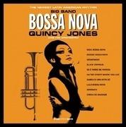 LP - Quincy Jones - Big Band Bossa Nova - 180 GRAM