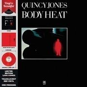 LP - Quincy Jones - Body Heat - HQ-Vinyl LIMITED