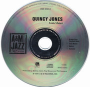 CD - Quincy Jones - Gula Matari