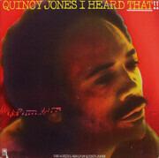 Double LP - Quincy Jones - I Heard That!! - Gatefold