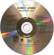 CD - Quincy Jones - Smackwater Jack