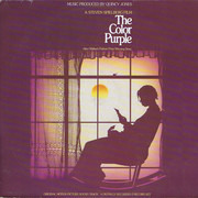 Double LP - Quincy Jones - The Color Purple (Original Motion Picture Sound Track)
